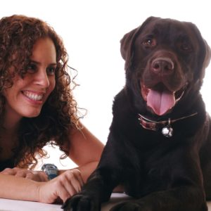 Leby Gonzalez, MA, CPDT-KA, CTDI of Rocco's Pack Dog Training